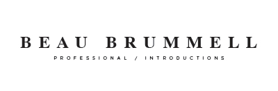 Beau Brummell Introductions